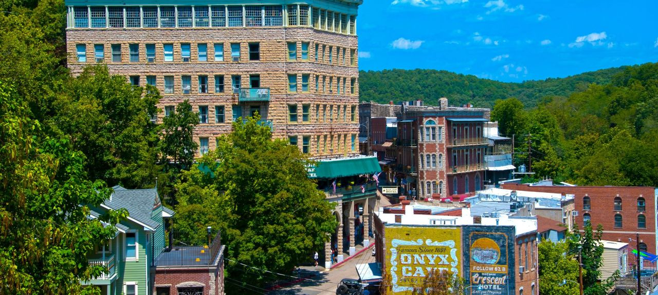 Eureka Springs, AR, USA