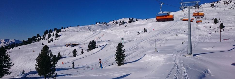 Zillertal Shuttle-skilift, Fügenberg, Tirol, Oostenrijk