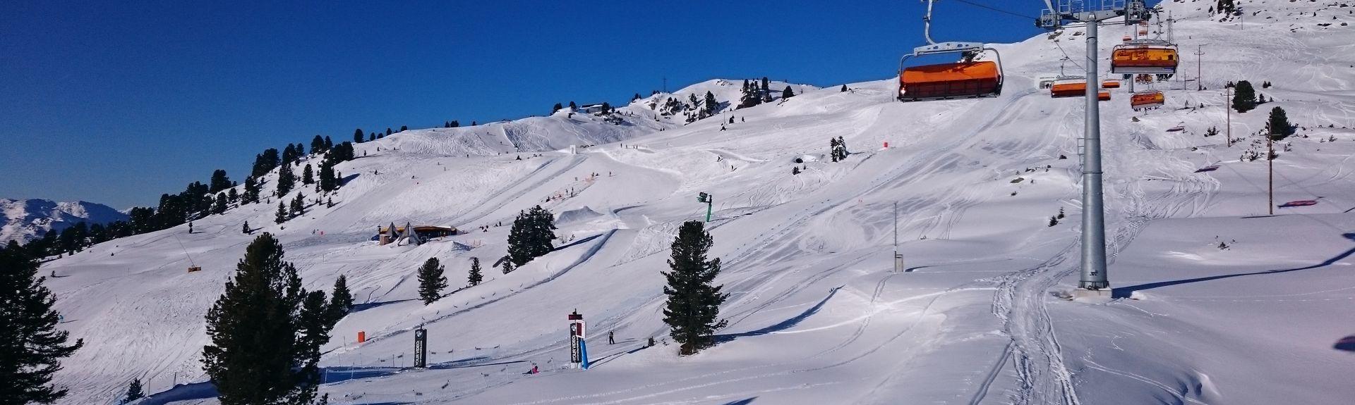 Zillertal Shuttle -hiihtohissi, Tiroli, Itävalta