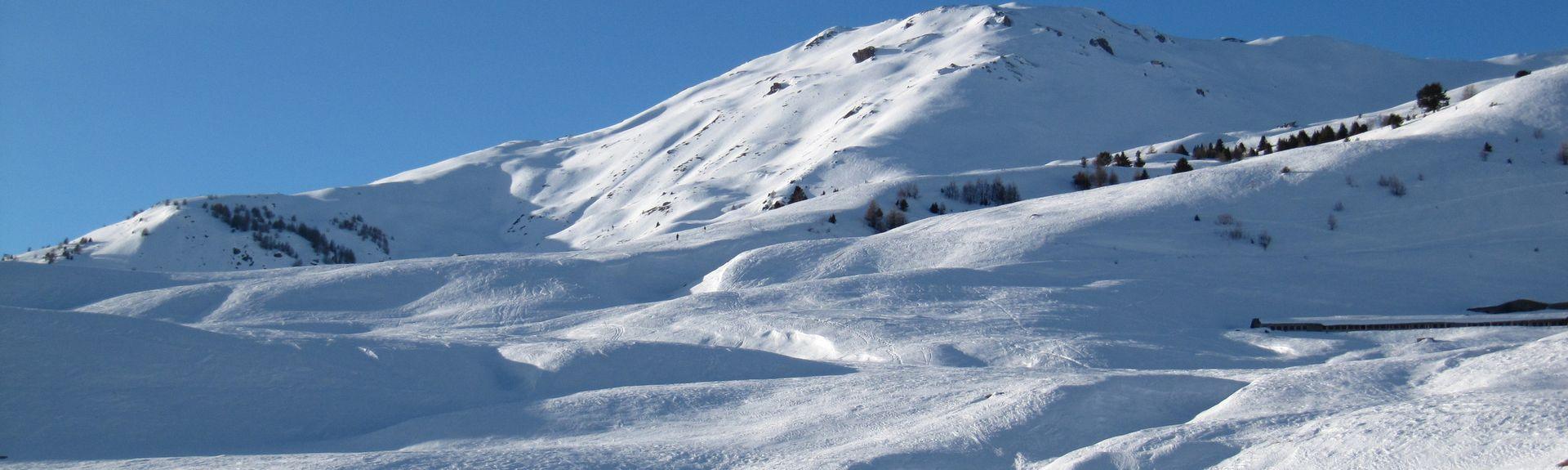 Cogne, Valle d'Aosta, Italië