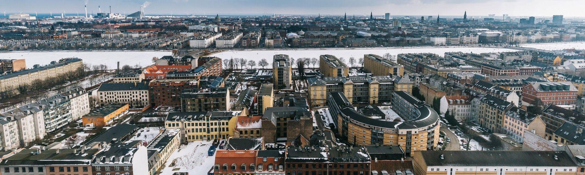 Nørrebro, København, Hovedstaden, Danmark