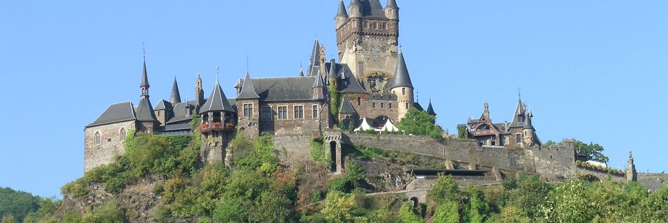 Monzel, Osann-Monzel, RheinlandPfalz, Saksa