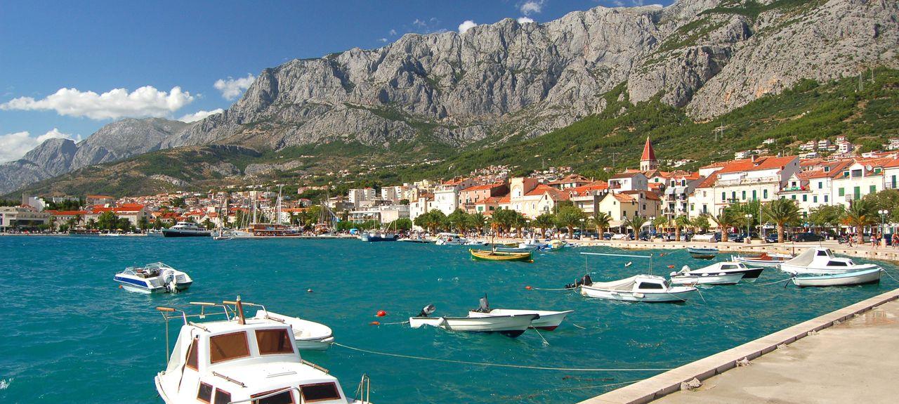 Municipality of Makarska, Croatia