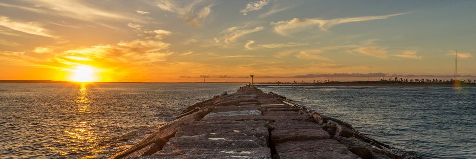 Saida Towers II, South Padre Island, TX, USA