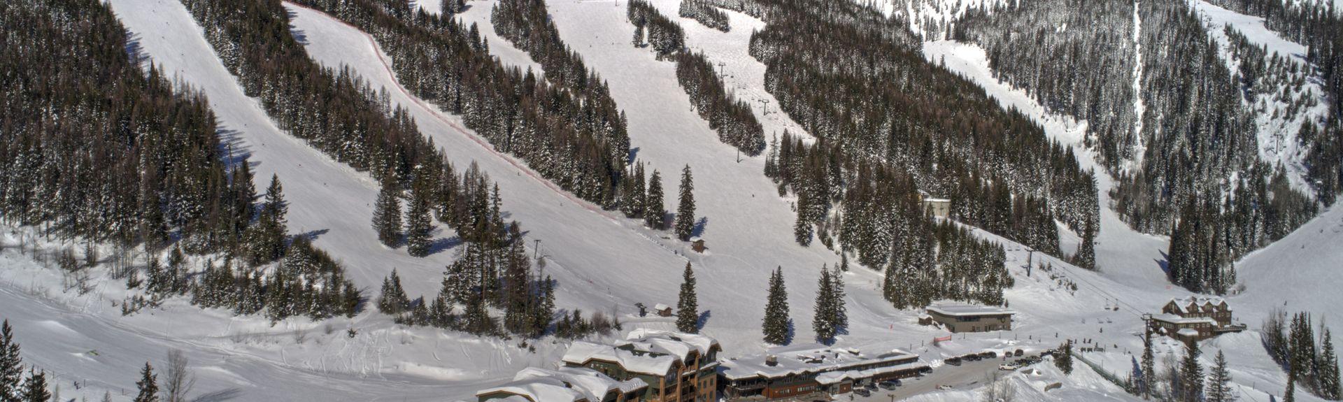 Morning Eagle Lodge (Whitefish, Montana, États-Unis d'Amérique)