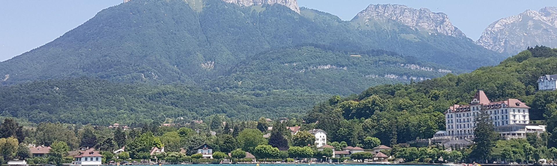Groisy, Auvergne-Rhône-Alpes, Frankrike