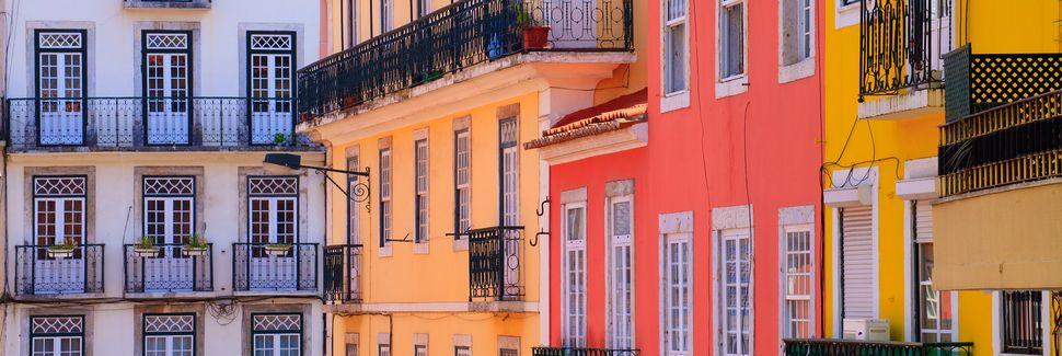 Bairro Alto, Distrito de Lisboa, Portugal
