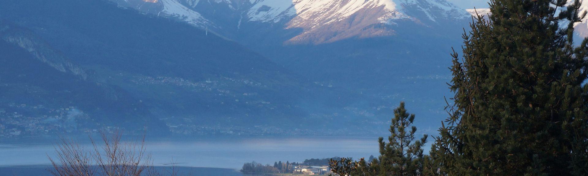Peglio, Como, Lombardy, Italy