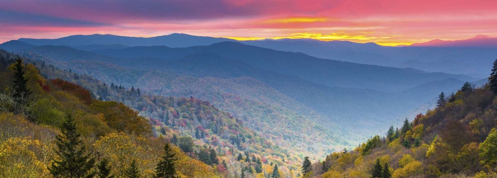 Great Smoky Mountains National Park, United States of America