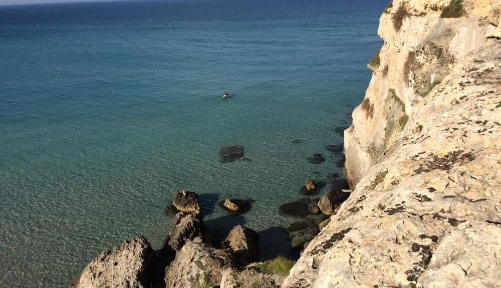 Torre dell'Orso, Puglia, Italia