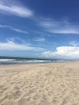 Silver Strand Beach, Oxnard, California, Stati Uniti