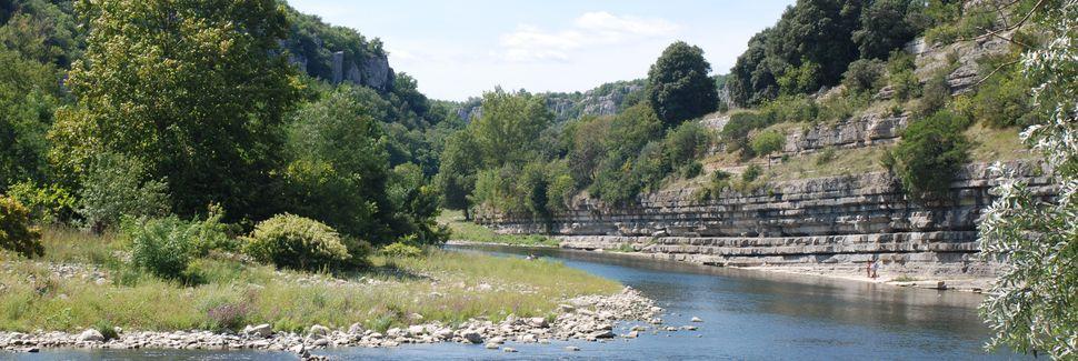 Berrias-et-Casteljau, Auvergne-Rhône-Alpes, Frankrijk