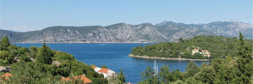 Brna, Smokvica, Dubrovnik-Neretva, Kroatia