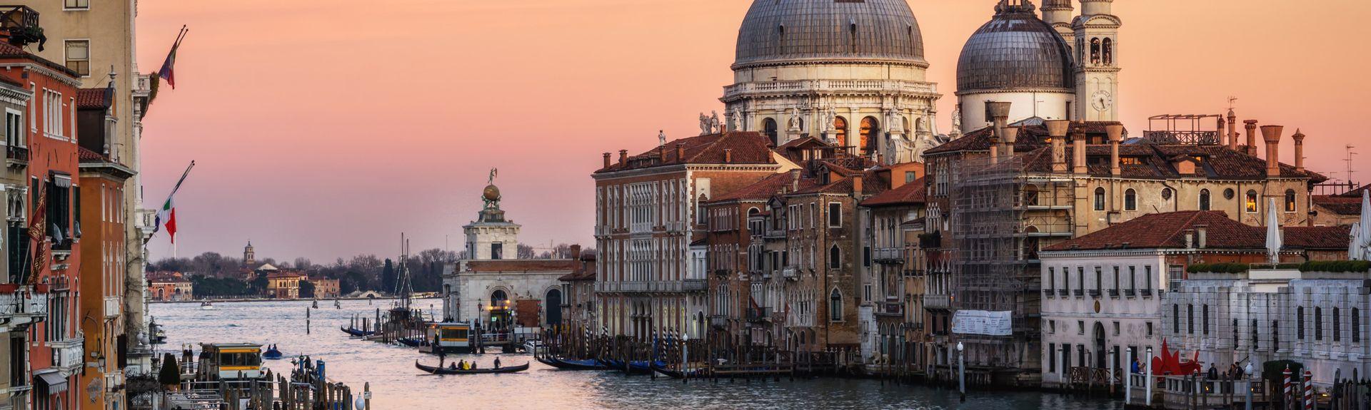 Dorsoduro, Venise, Vénétie, Italie