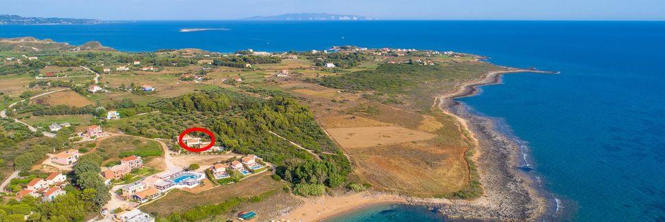 Ammes Beach, Kefalonia, Greece