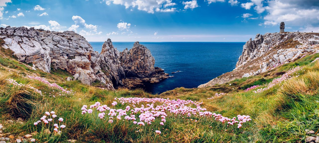 Crozon, Finistere, France
