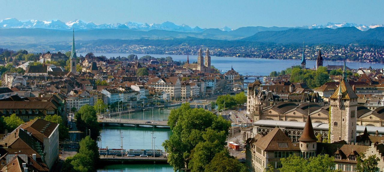 Zurich, Switzerland (City)