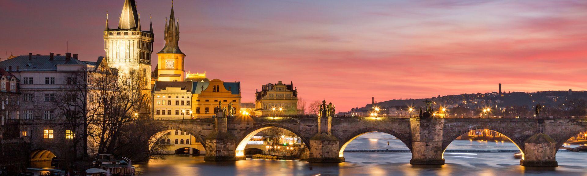 Nusle, Prague-Prague, Czechia