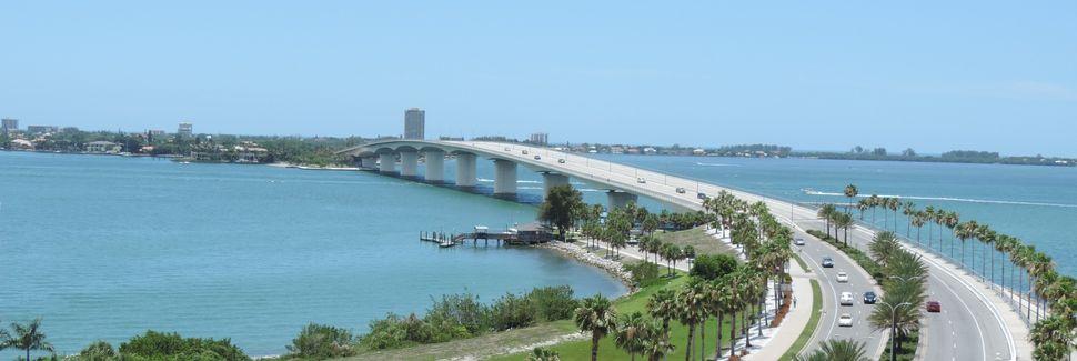 Central Sarasota, Sarasota, Florida, Stati Uniti d'America