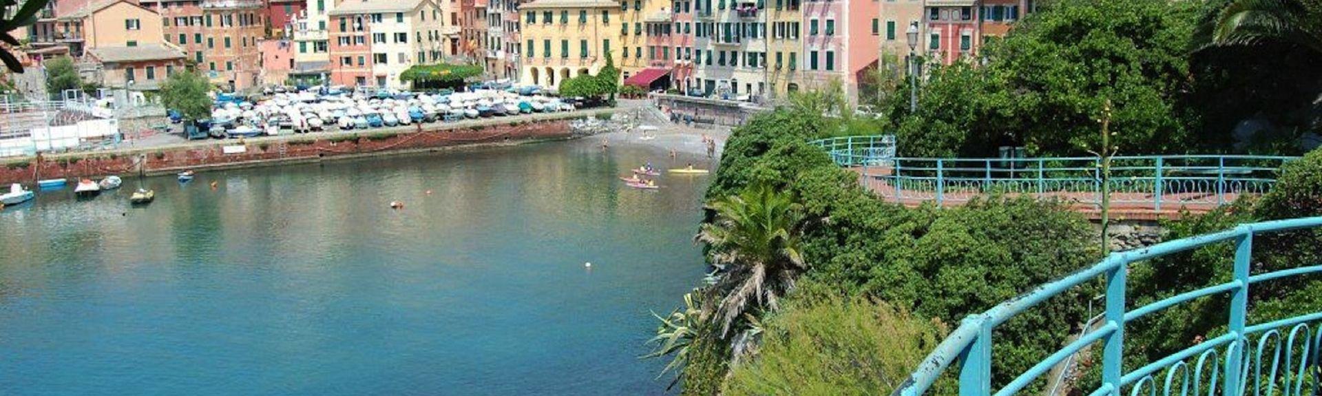 Nervi, Genova, Liguria, Italia