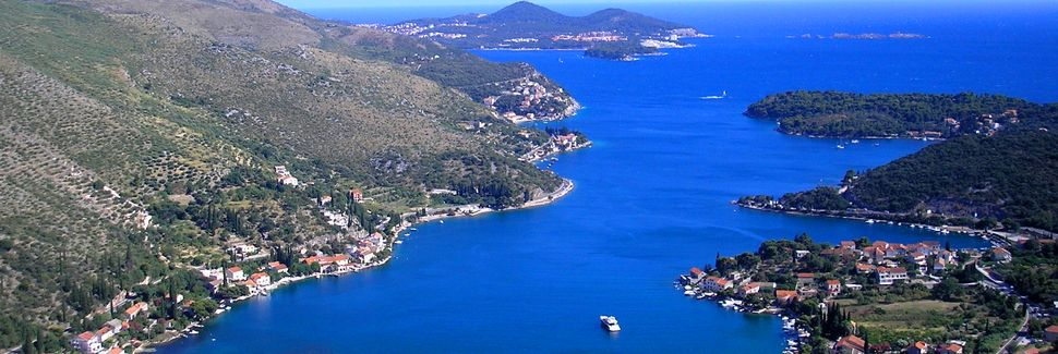 Lozica, Comitat de Dubrovnik-Neretva, Croatie