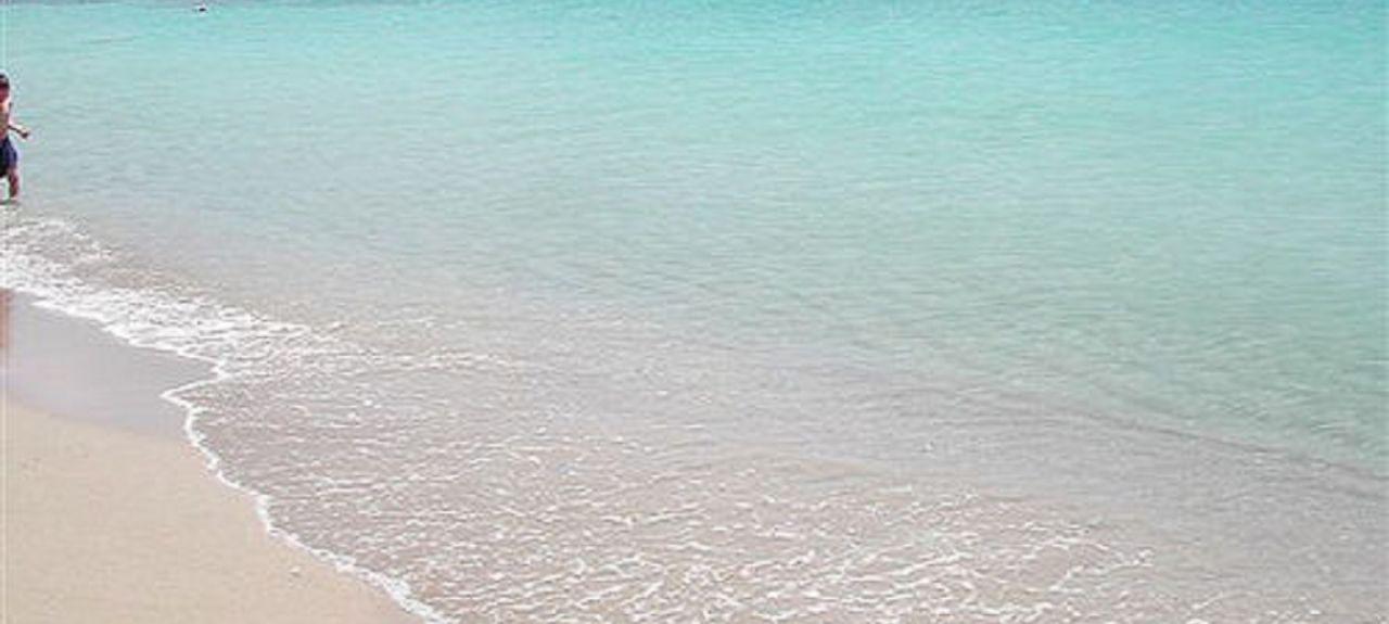 Baia Verde, Puglia, Italia
