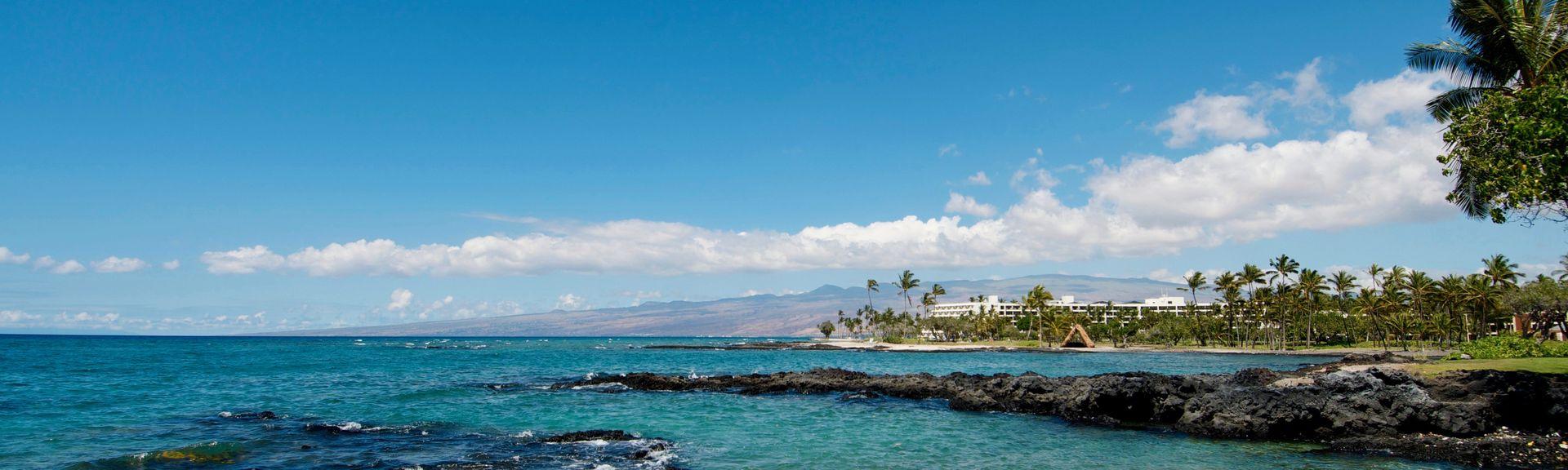 Mauna Lani Terrace, Puako, HI, USA