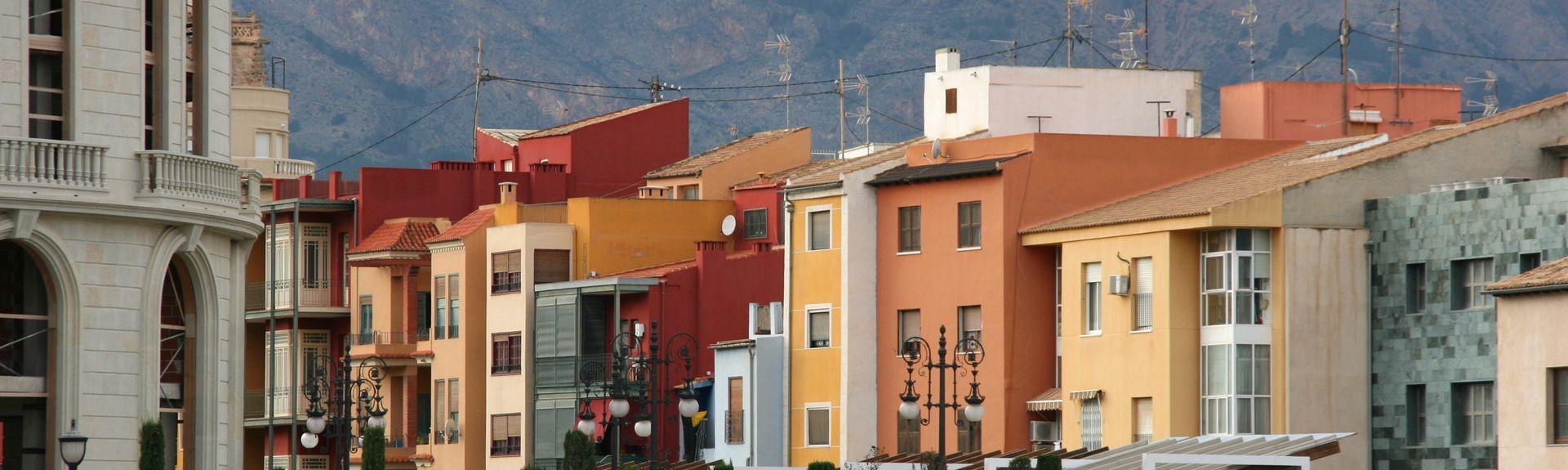 Orihuela, Alicante, Spain