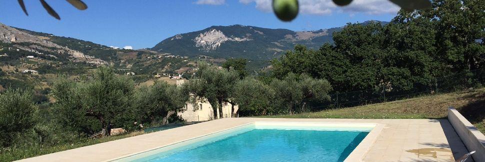 Calascio, L'Aquila, Abruzzo, Italy