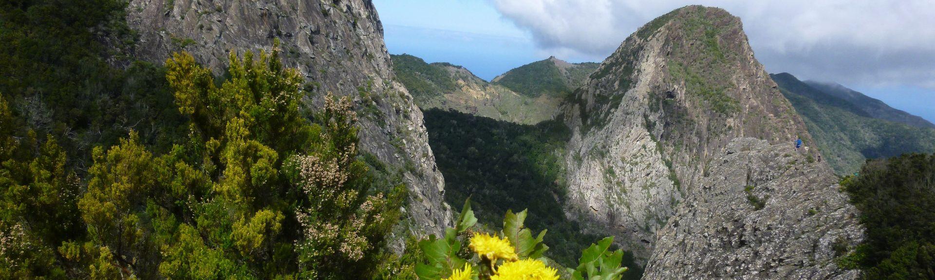 San Sebastián de La Gomera, Kanarische Inseln, Spanien