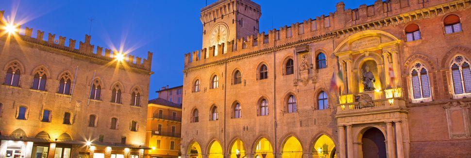 Bologne, Émilie-Romagne, Italie