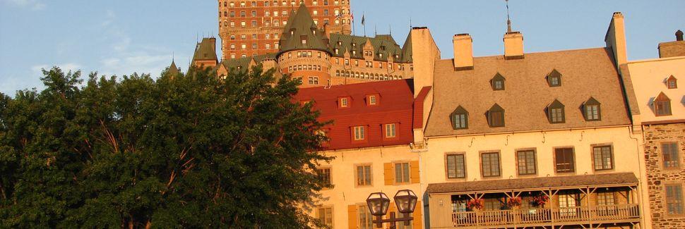 Saint-Roch, Quebec City, QC, Canada