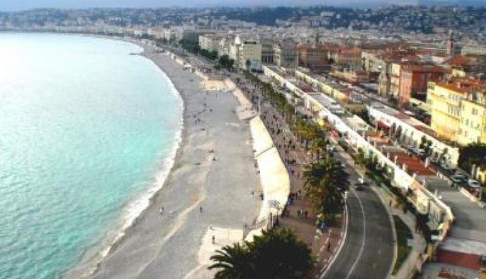 Vieux Port, Nice, Provence-Alpes-Côte d'Azur, Frankrig