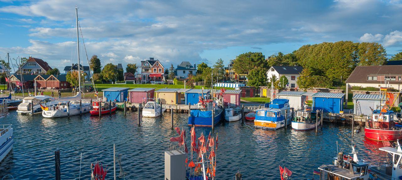 Timmendorfer Strand, Schleswig-Holstein, Allemagne