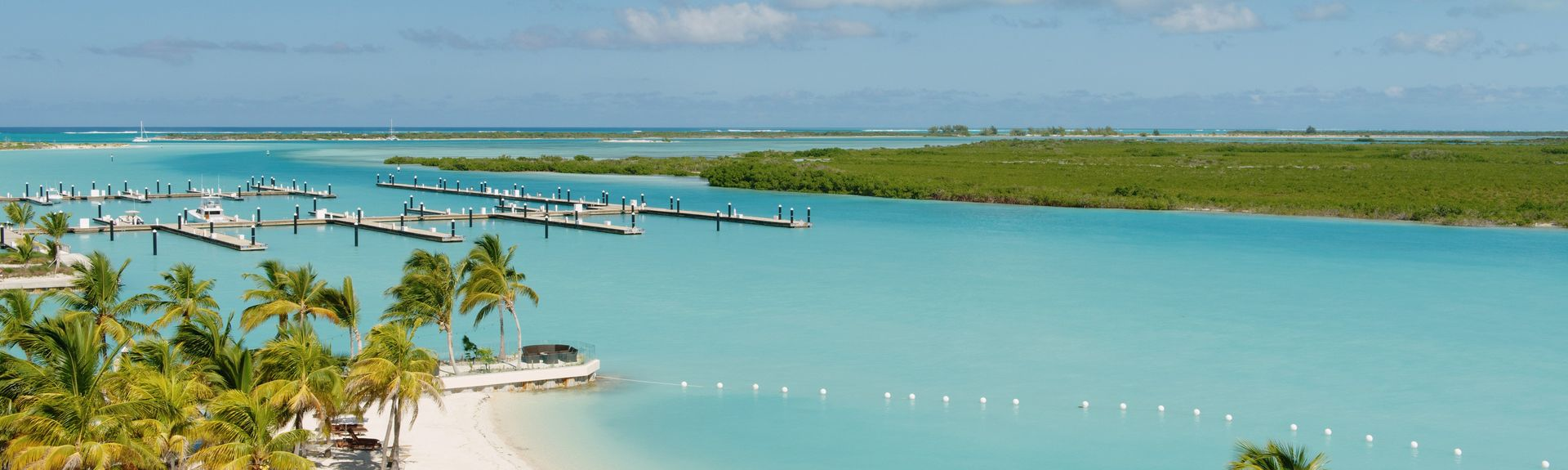 Providenciales, Caicos Islands