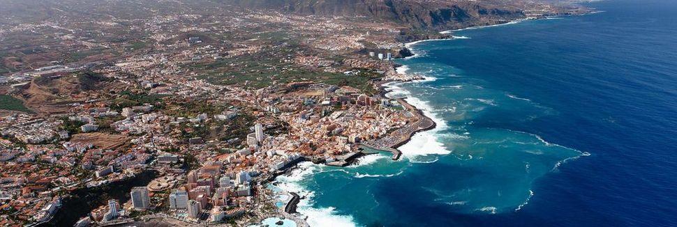 Los Realejos, Canarias, España