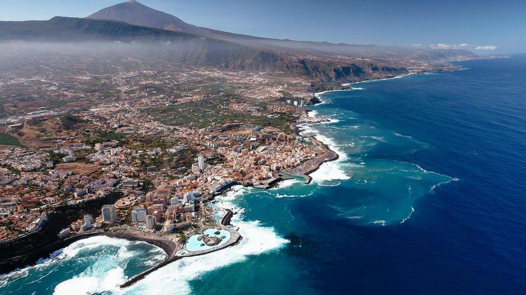Los Realejos, Islas Canarias, España