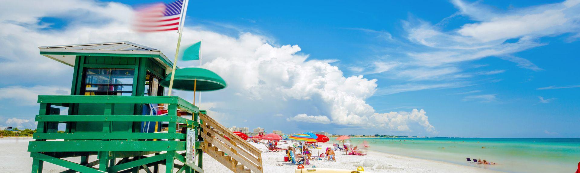 Sarasota County, Florida, USA