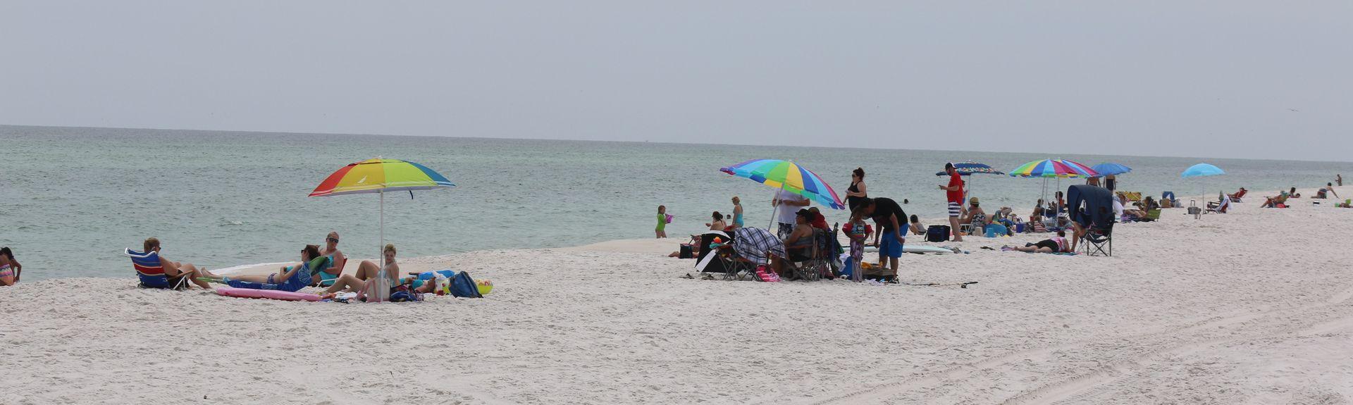 Villa Segunda, Pensacola Beach, Floride, États-Unis d'Amérique