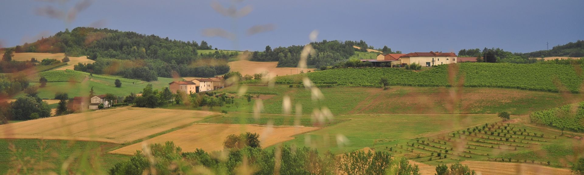 Mombello Monferrato, Piemont, Italien
