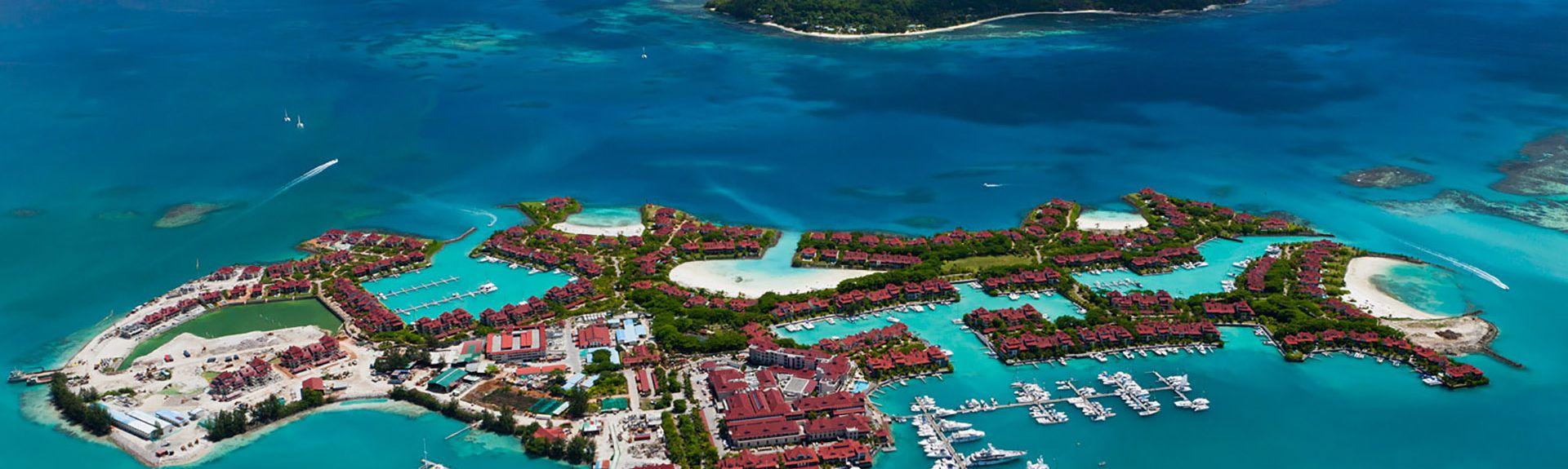 Victoria, Ilhas Seychelles (SEZ-Aeroporto Internacional de Seychelles)
