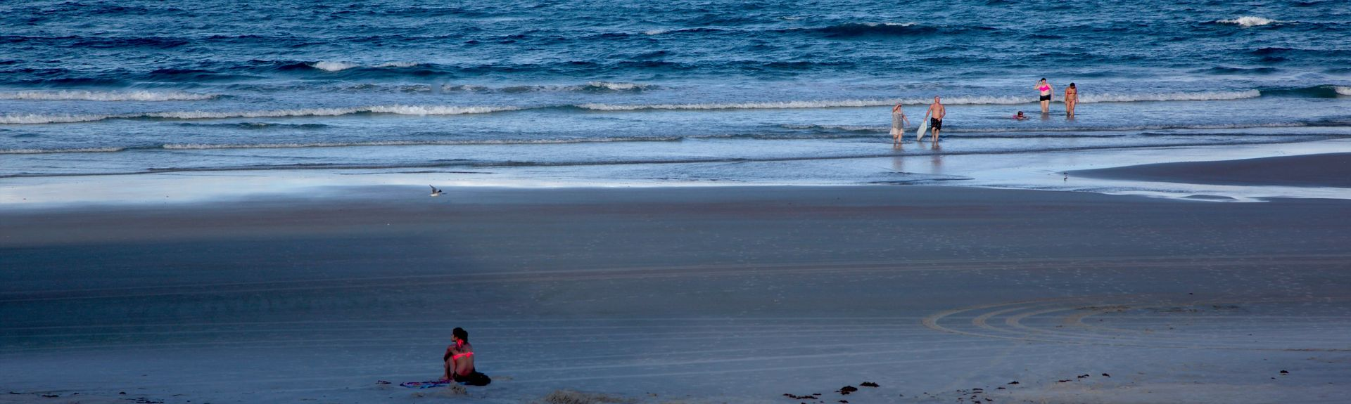 Sunglow Resort Condo, Daytona Beach Shores, FL, USA