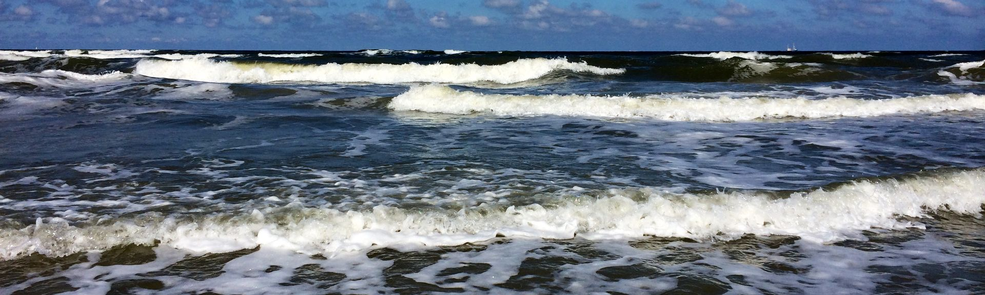 Mar de Frisia, Schleswig-Holstein, Alemania