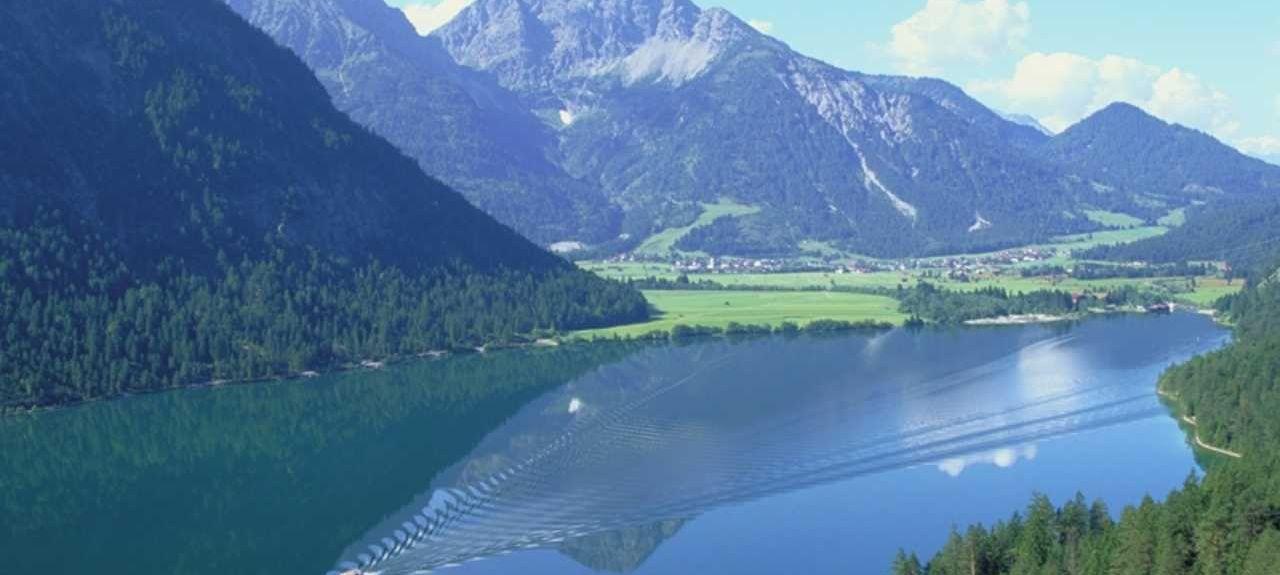 Tiroler Zugspitz-kabelbaan, Ehrwald, Tirol, Oostenrijk