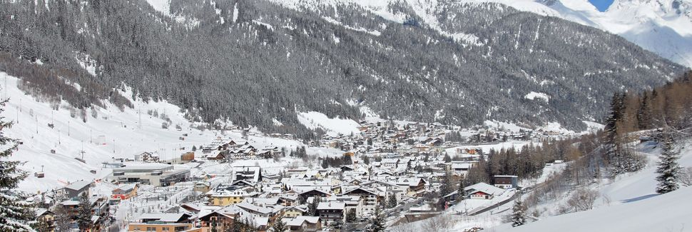 Sankt Anton am Arlberg, Tirol, Austria