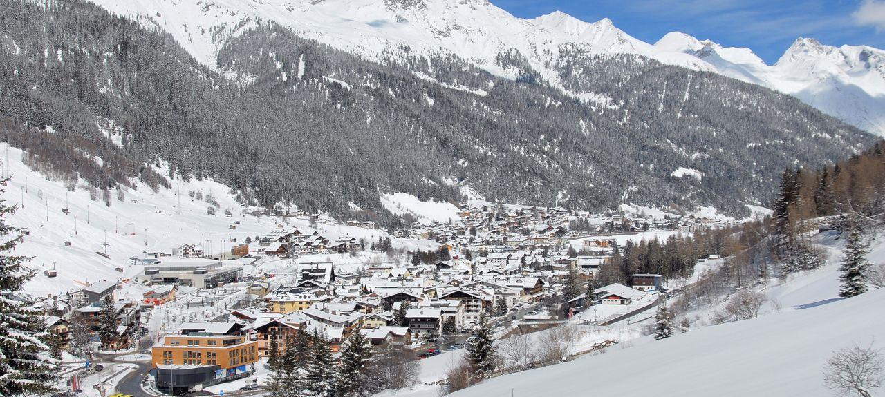 Sankt Anton am Arlberg, Tyrol, Østrig