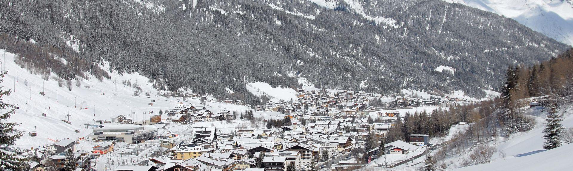 Sankt Anton am Arlberg, Tirol, Áustria