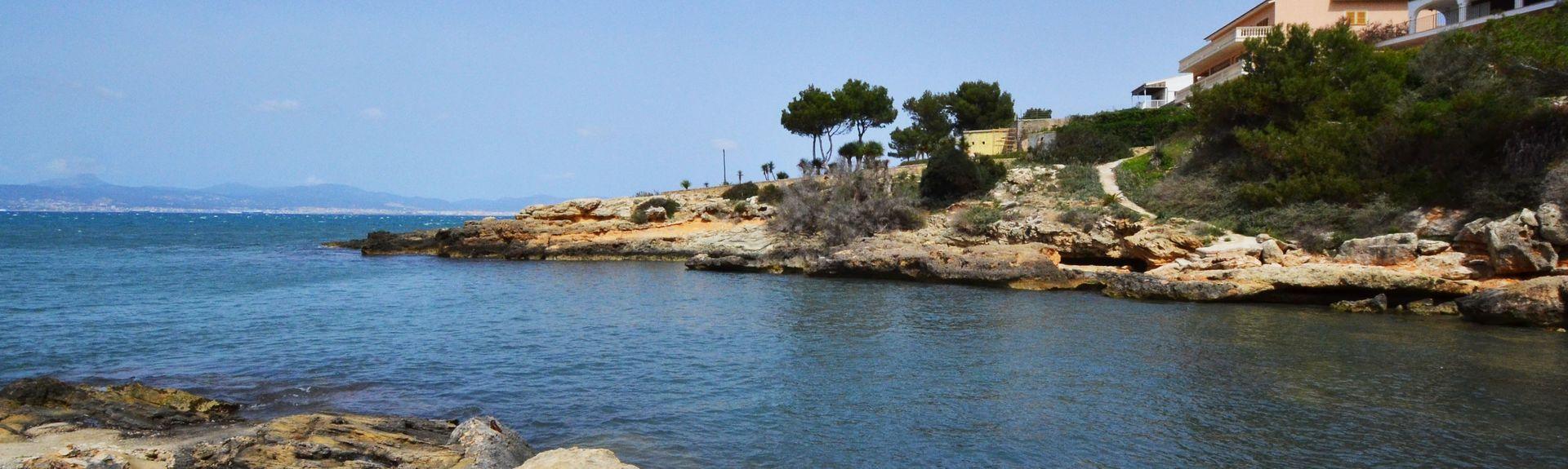 Puig de Ros, Llucmajor, Islas Baleares, España