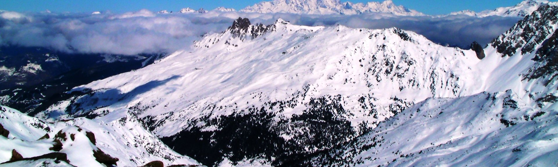 Montalbert, Aime, Rhône-Alpes, Frankreich