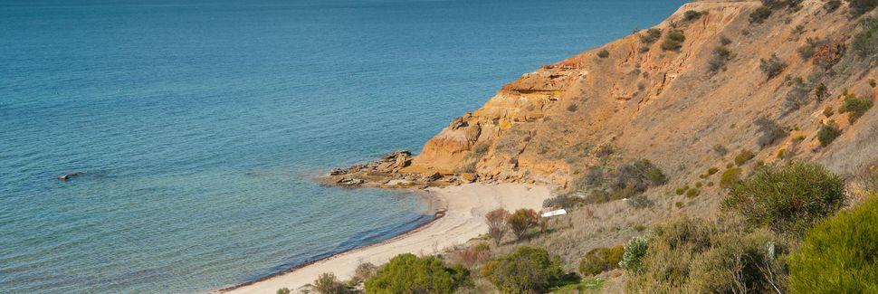 Marina de Port Vincent, Port Vincent, Australie-Méridionale, Australie